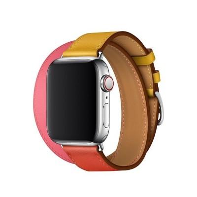 苹果推出两款爱马仕Apple  Watch新表带