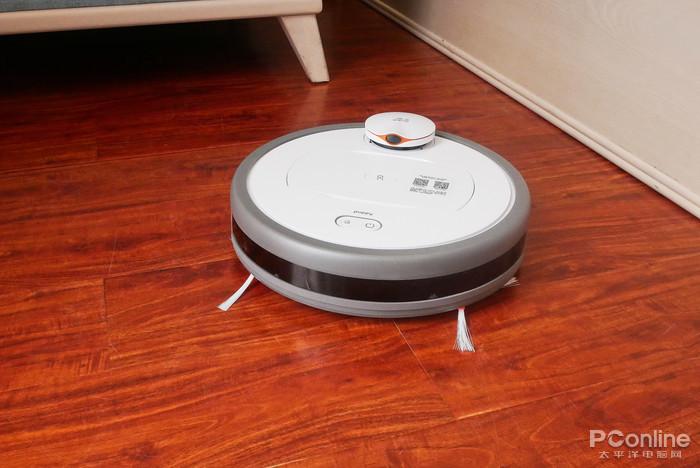 小狗扫地机器人R55首发评测来袭