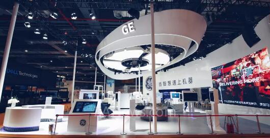 GE全面参展首届中国国际进口博览会