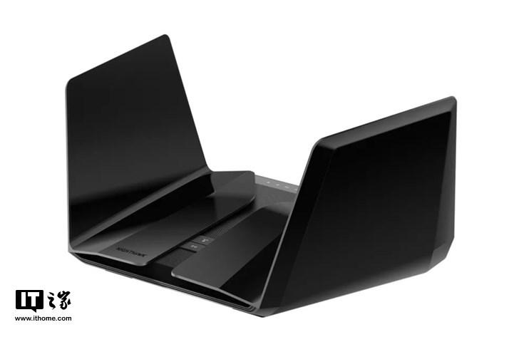 美国网件发布首批WiFi 6路由器:外形类似宇宙飞船