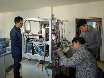 东林团队研发桌面型全功能激光烧结3D打印机 填补市场空白