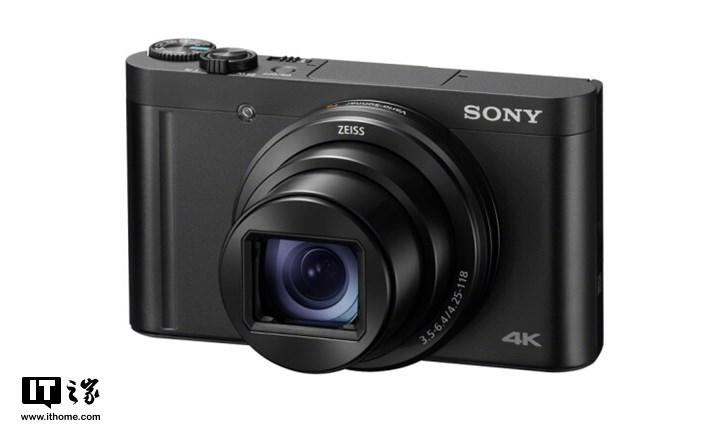 索尼新款大变焦卡片机WX 700上架:30倍光学变焦 售价2699元