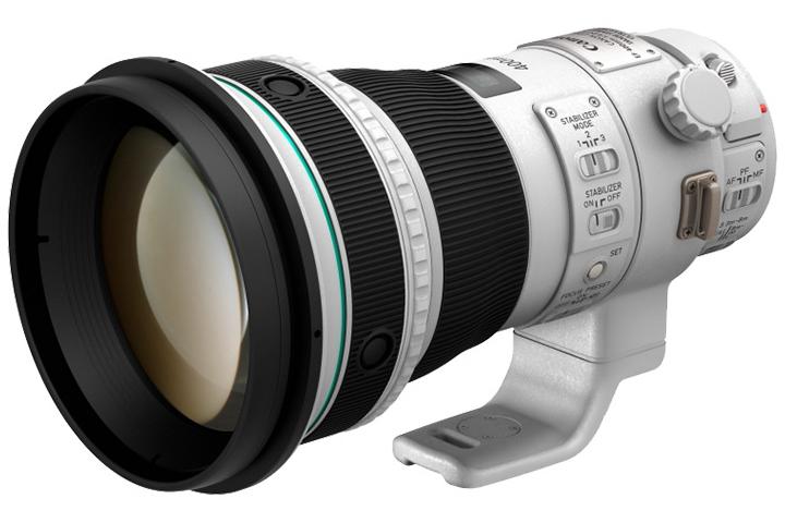 佳能首款RF口长焦镜头或为DO绿圈镜头