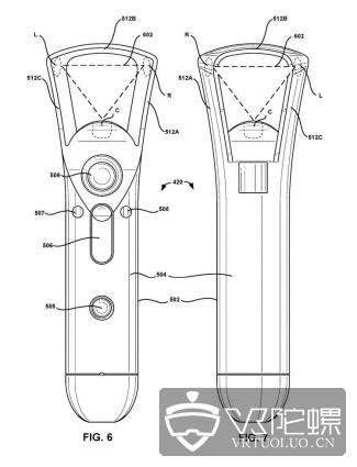 索尼新专利曝光,或为下一代PSVR手柄