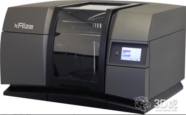 RIZE推出全彩桌面工业3D打印机XRIZE和两款新材料