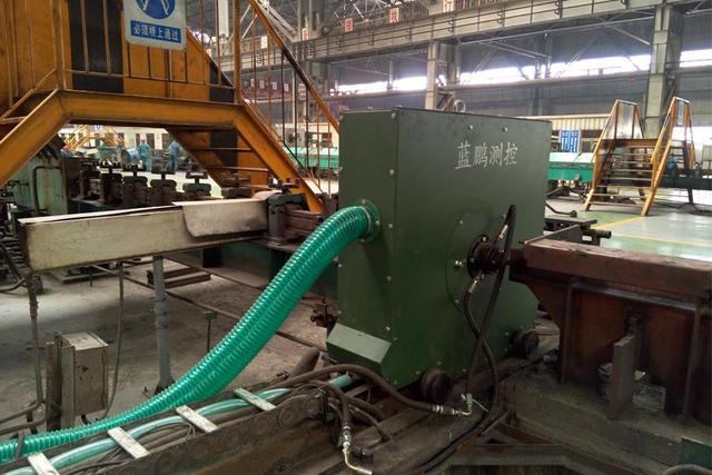 全面考虑棒材测径仪应用于轧钢企业的各项因素