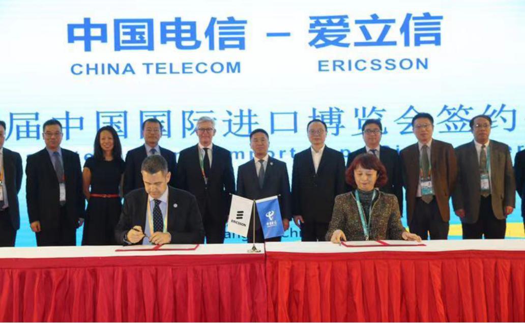 签约三大运营商 爱立信在中国市场吃下定心丸