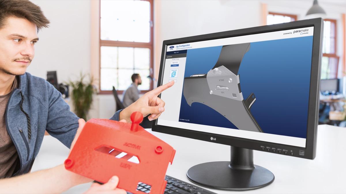 福特和trinckle进一步实现了增材制造工具的设计流程自动化