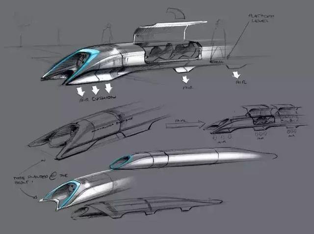 马斯克疯狂理念在中国落地?国产高速飞行列车即将登场