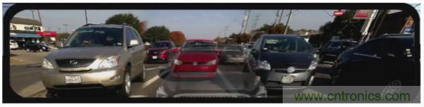 摄像监控系统如何扩大驾驶员的视野