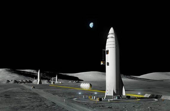 SpaceX开启太空计划,将用猎鹰9号测试BFR技术