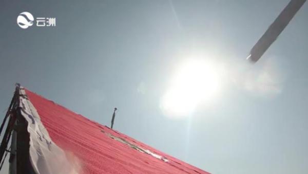 云洲中国首艘导弹无人艇导弹试射视频曝光