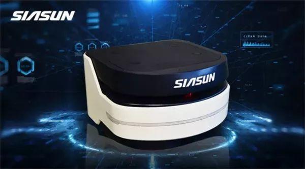 新松激光轮廓导航移动机器人亮相亚洲国际物流展