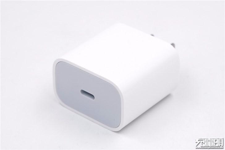 苹果iPad 18W USB-C PD充电器带有序列号:附辨别真伪方法