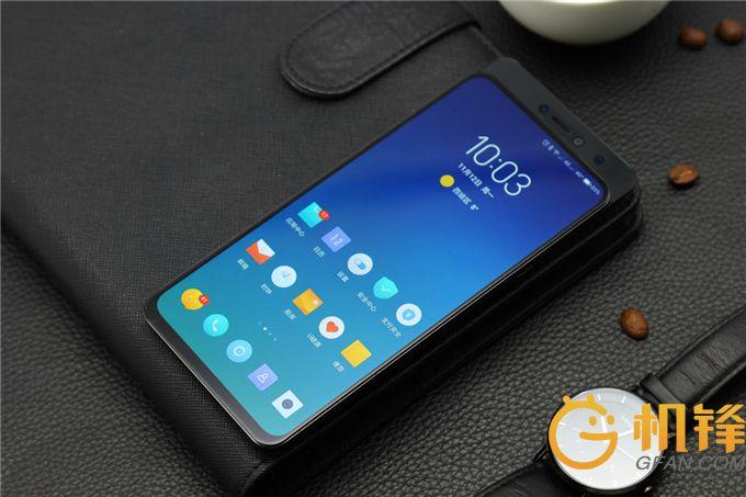 不足两千元的滑盖全面屏 联想Z5 Pro评测