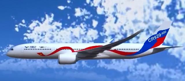 CR929机身材料敲定了,国内碳纤维复合材料或将快速发展