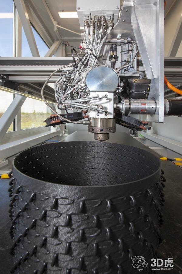 Colossus推出全球最大的可移动FGF 3D打印机