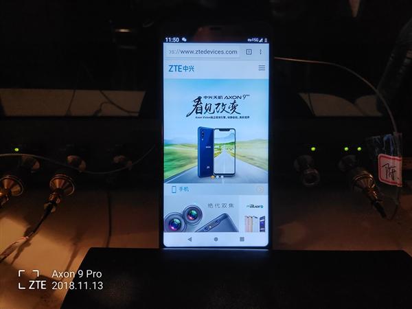 中兴5G商用新突破:中兴手机实现5G通话/上网/聊微信