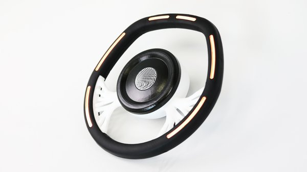 Techniplas使用Nano Dimension的增材制造平台推出照明概念方向盘