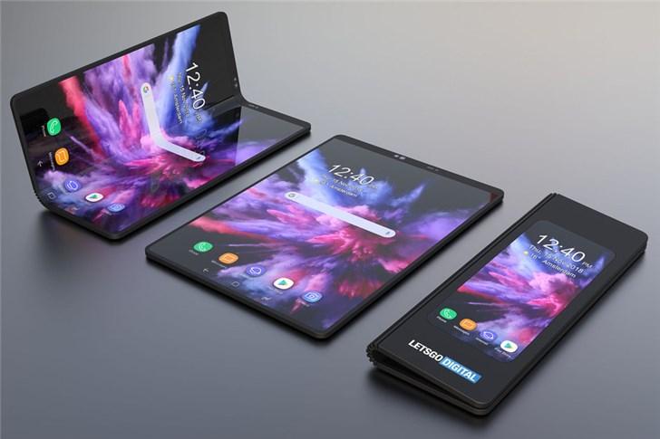 三星是如何让屏幕折叠的?多亏大量日本供应商