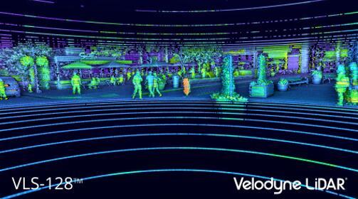 激光雷达安防应用前景可期,Velodyne展示突破性安防解决方案