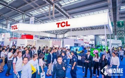 TCL华星光电多款精品亮相高交会