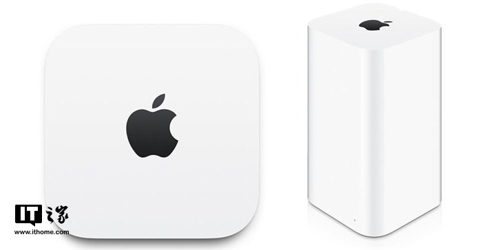 苹果正式退出路由器市场:最后两款AirPort产品下架