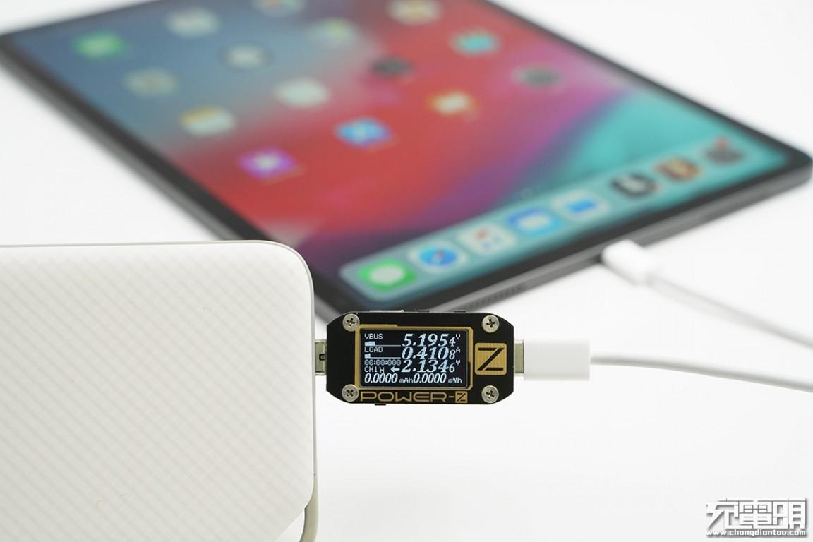 使用USB-C移动电源充新款iPad Pro时请注意:谨防反向充电