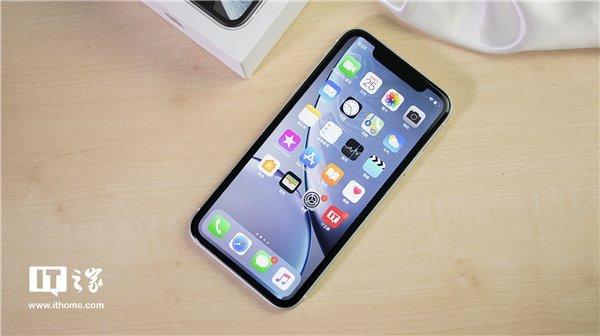 因苹果iPhone XR需求疲软,台湾供应商员工无薪休假