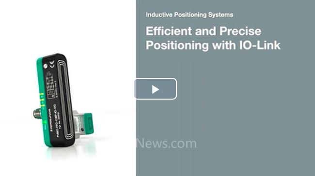 倍加福全新PMI感应定位系统:灵活更高效