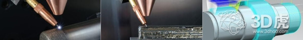 德国Fraunhofer开发金属丝激光沉积技术 材料利用率可达100%