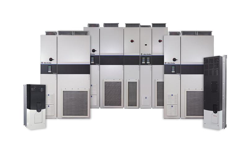 罗克韦尔自动化PowerFlex 755T变频器扩充TotalFORCE功能 增大功率范围