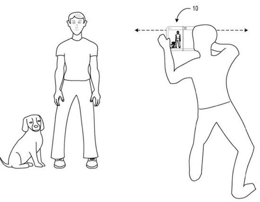 微软再获折叠屏设备专利 相机或将不再凸起