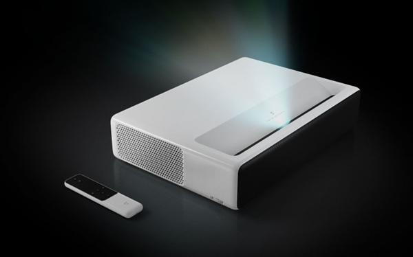 米家150寸激光投影电视登陆北美:定价2000美元
