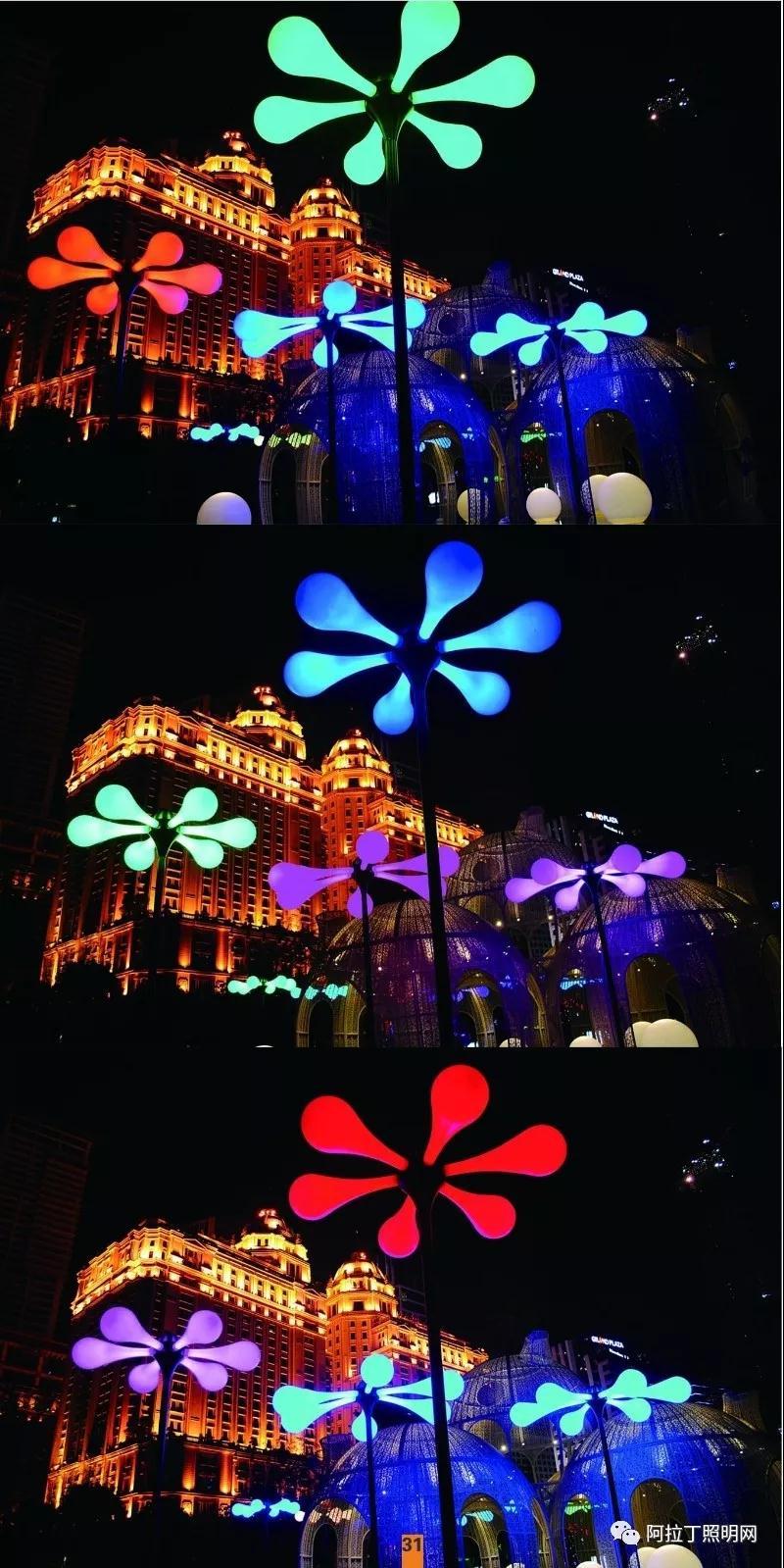"""灯光艺术装置未来发展全面开花,如何正确""""施肥""""助长?"""