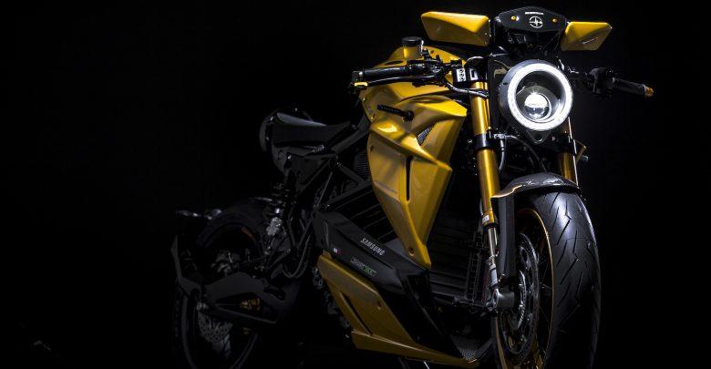 Bolid-E电动摩托车通过CRP集成了多个3D打印组件