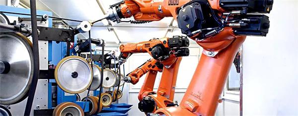 未来就在眼前 区块链机器人就在你我身边