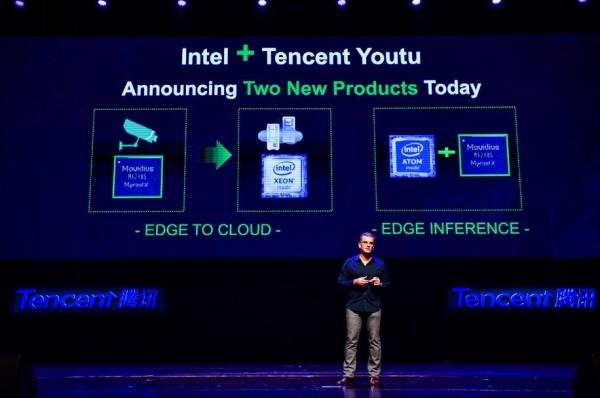 云与边缘协同 英特尔与腾讯优图加速AI在行业的落地