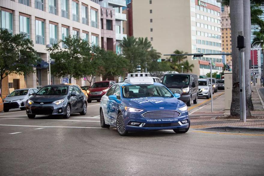 40亿美元的豪赌,福特能否赢得自动驾驶之战?