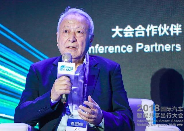 王秉刚:共享出行有利于摊薄新能源汽车运营成本