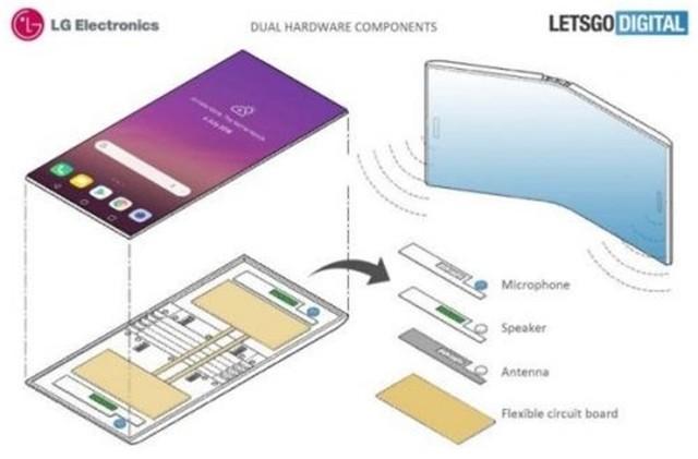 华为可折叠屏手机细节曝光,或将采用京东方的可折叠屏