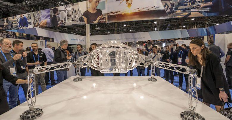 NASA和Autodesk使用生成设计来制造新的太空探索着陆器