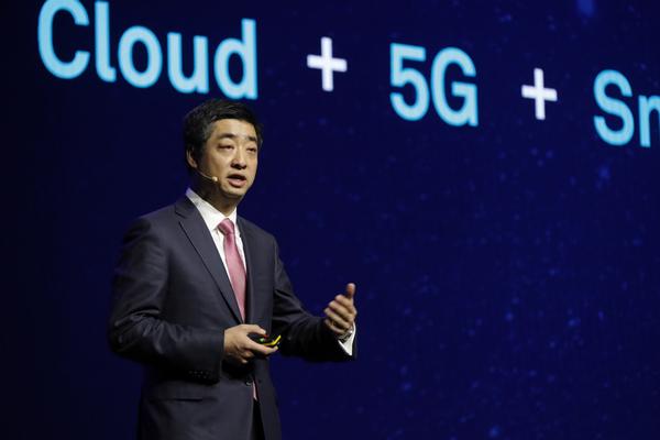 5G启领未来,构建万物互联的智能世界