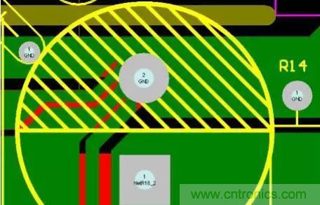 开关电源布线中各种接地方式