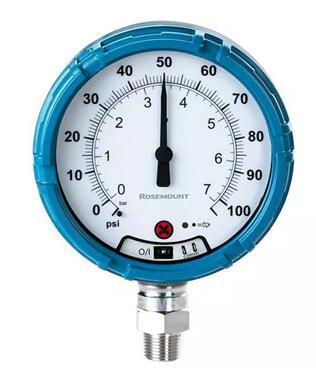 艾默生推出新一代压力测量技术产品
