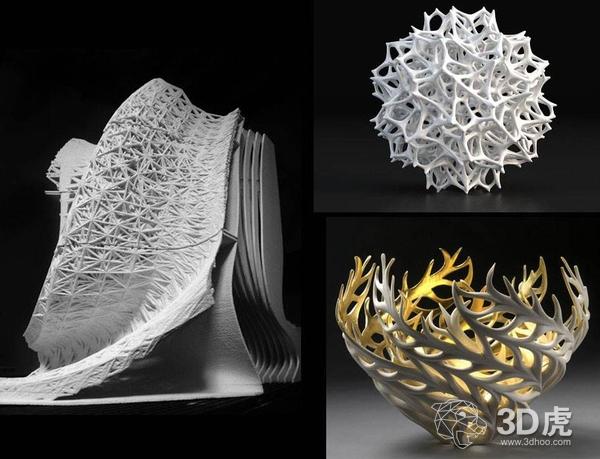 3D打印的主流材料和技术类型有什么?