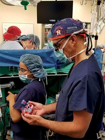 3D Systems和OpHeart为儿科心脏外科手术提供3D打印心脏模型