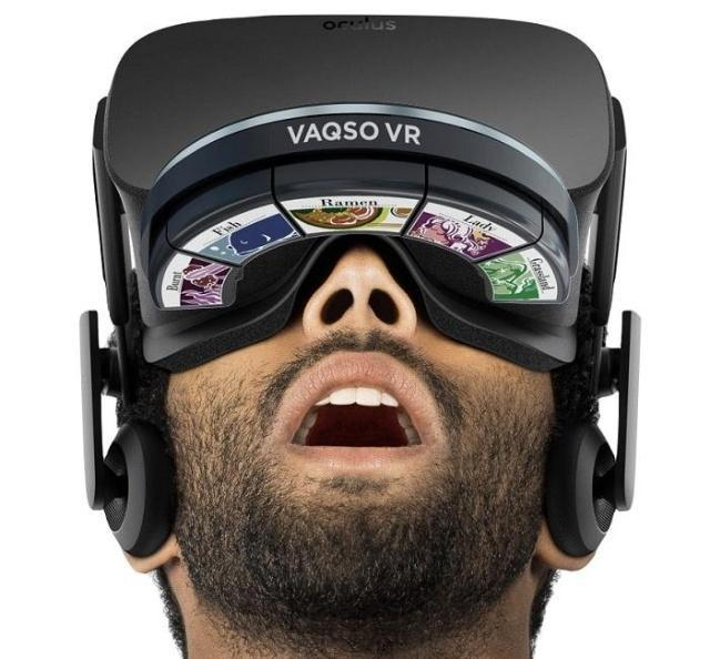 Vaqso开发新型VR系统组件,可给VR体验增加气味