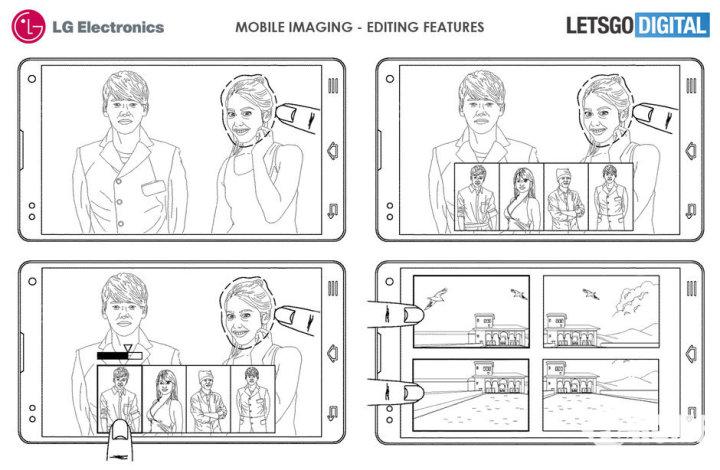 LG获得16摄像头专利 密集恐惧慎用