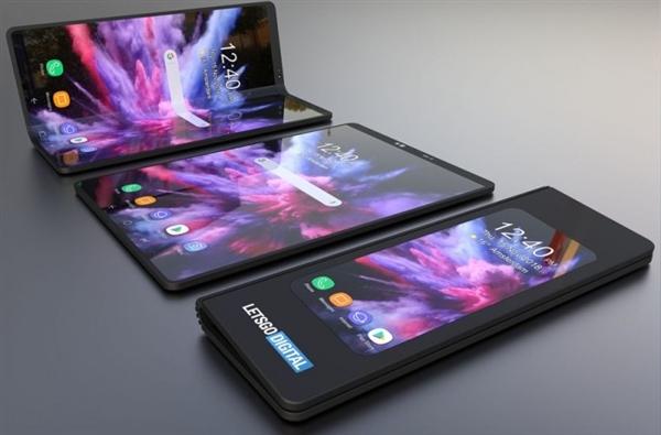 三星上量生产折叠屏:新机售价购买两部iPhone XS